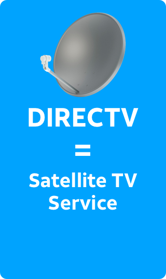 Directv is satellite tv